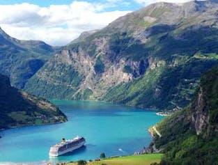 Panorama Bus Geiranger | Geirangerfjord