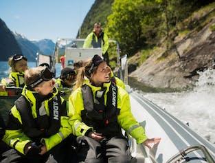 Heritage FjordSafari Boat Tour | Næroyfjord & Aurlandsfjord
