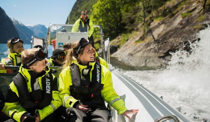 Heritage FjordSafari Boat Tour   Næroyfjord & Aurlandsfjord
