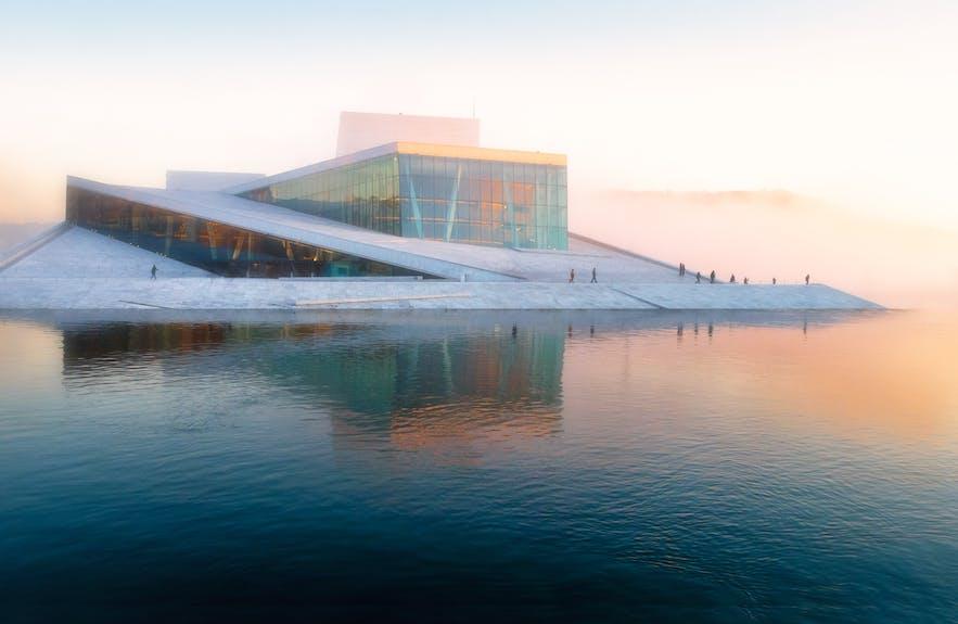 Oslo Opera House Vidar Nordli-Mathisen