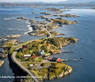 Kristiansund - Molde Round Trip Via The Atlantic Road | Kristiansund Bus Tour