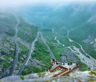 Round trip to UNESCO Geirangerfjord & Trollstigen   Ålesund Tours
