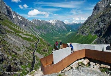 Round trip to Trollstigen & Valldal | Ålesund Tours