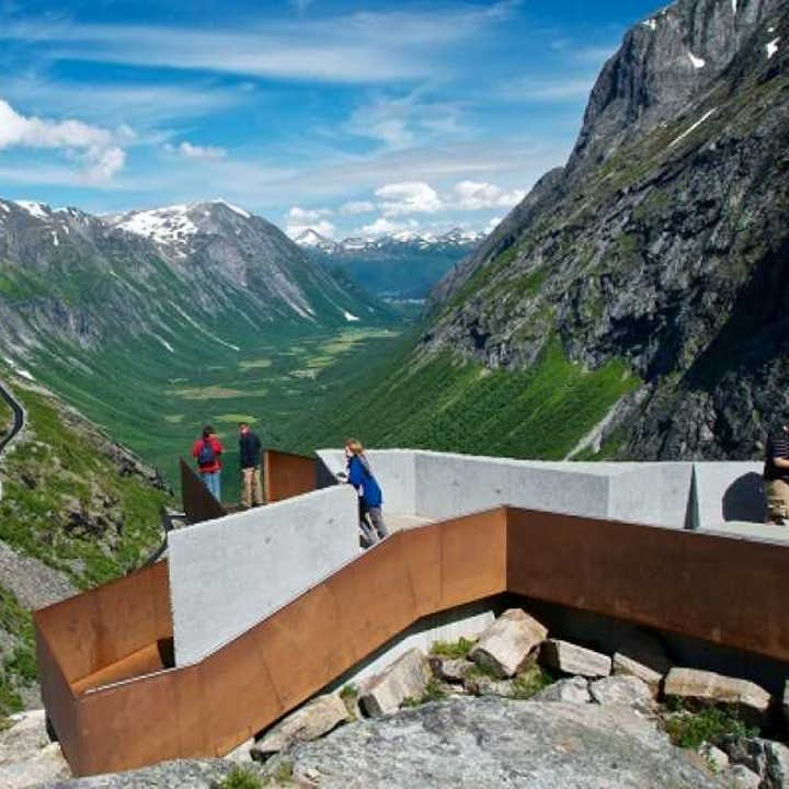 Round trip to Trollstigen & Valldal   Ålesund Tours
