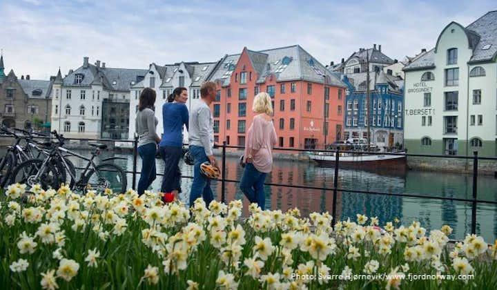 Round trip to Valldal & Trollstigen   Ålesund Tours