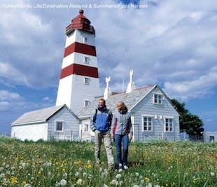 Round Trip to Godøy & Alnes Lighthouse   Alesund Tours