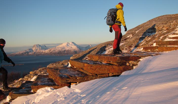 A Classic and Easy Day Hike to Mt. Keiservarden in Bodø