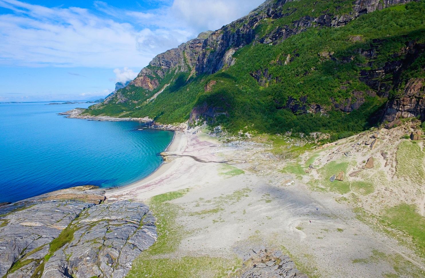 Bodø Coastal Day Hike with Amazing Mjelle Beach
