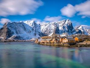 Lofoten Winter Photography Tour width=
