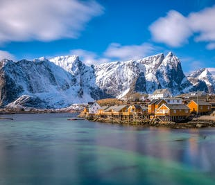 Lofoten Winter Photography Tour