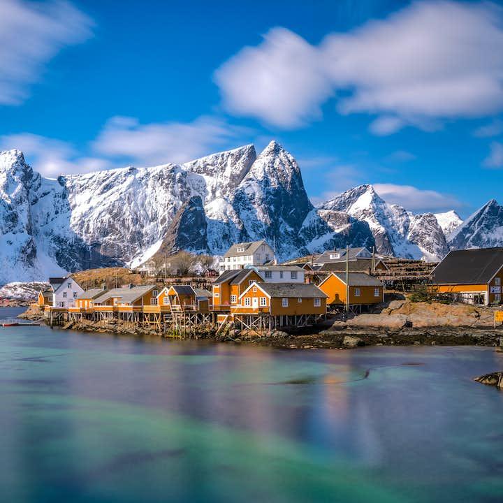 Lofoten Winter Photography Tour
