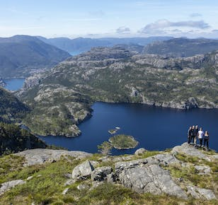 Preikestolen - Beat the Crowds Summer Morning Hiking Tour