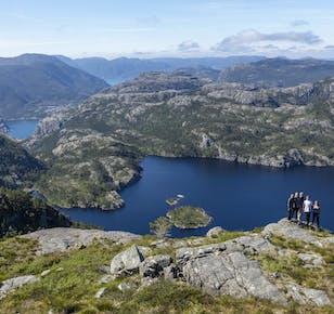 Preikestolen - Beat the Crowds Summer Morning Hiking Tour